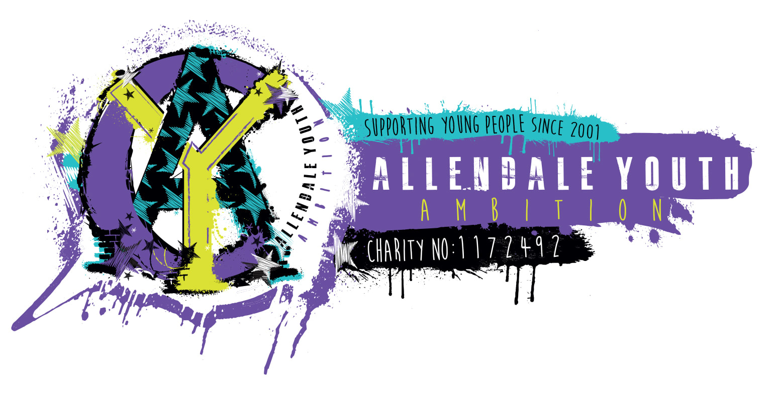 Allendale Youth Ambition Logo
