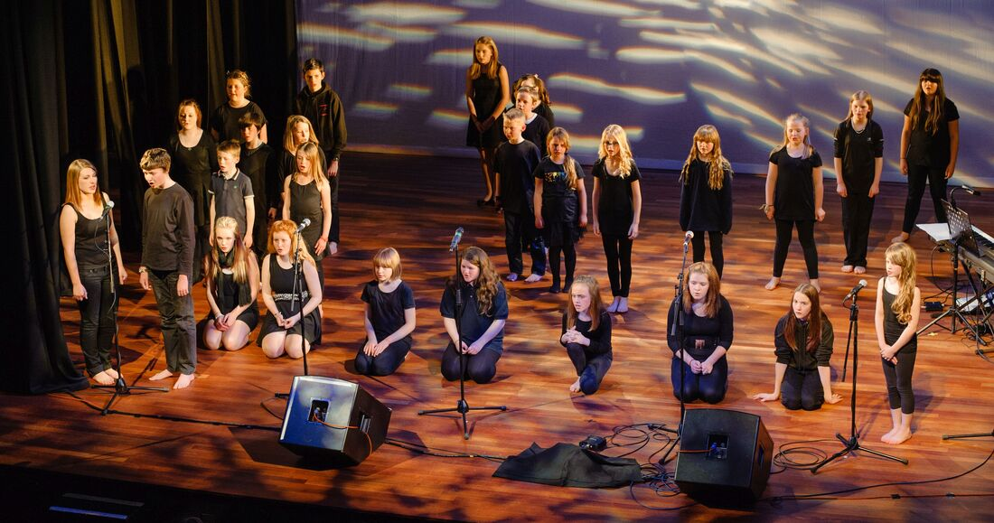 Singers at Queens Hall